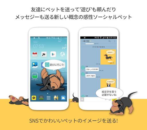 玩免費娛樂APP|下載ハローペット - かわいいペットたちが私のスマホに! app不用錢|硬是要APP