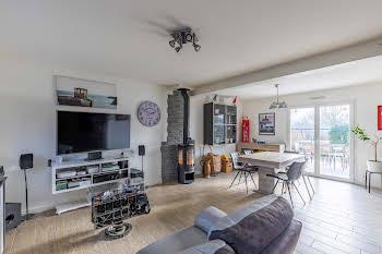 Maison 5 pièces 109,52 m2