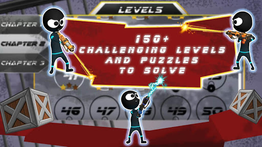 Stickman Shooter: Elite Strikeforce 6.7 screenshots 5
