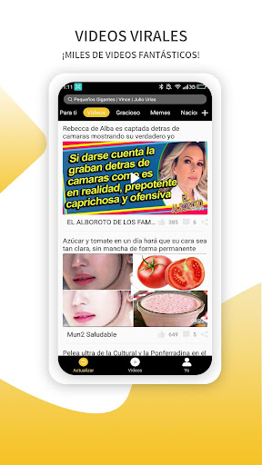 ÚltimasNoticias - screenshot