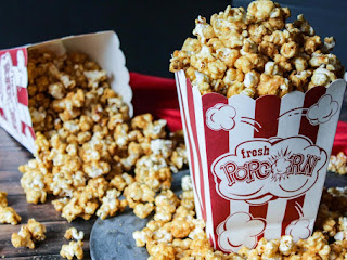 Incredible Caramel Popcorn Recipe