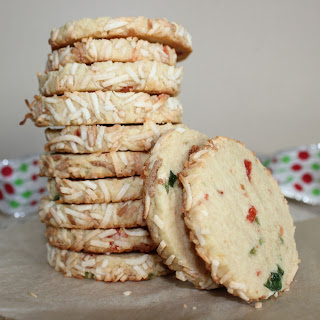 Cherry Slices Cookies Recipes