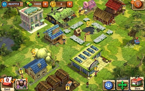 Duck Dynasty® Family Empire MOD (Unlimited Gold) 10