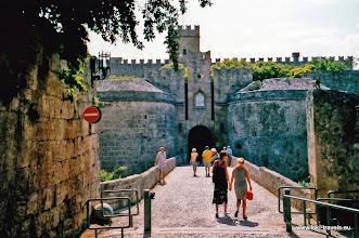 Photo: 1999-06-26. Rhodos oude stad | Rhodes old city.  www.loki-travels.eu