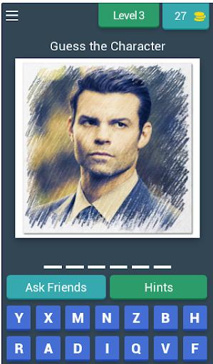 The Originals TV Show  Quiz (Fan Made) 4.5.0z screenshots 2