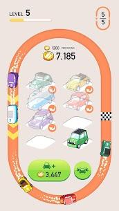 Car Merger MOD Apk 1.8.6 (Free Shopping) 5