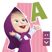 Masha and The Bear ABC Kids
