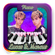 LUCAS AND MARCUS PIANO GAMES (game)