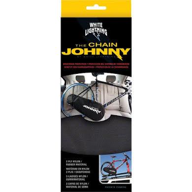 White Lightning Chain Johnny Drivetrain Cover