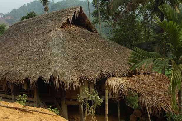 Nuit chez l'habitant à Pu Luong