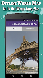 Offline world map hd 3d atlas street view apps on google play screenshot image gumiabroncs Choice Image