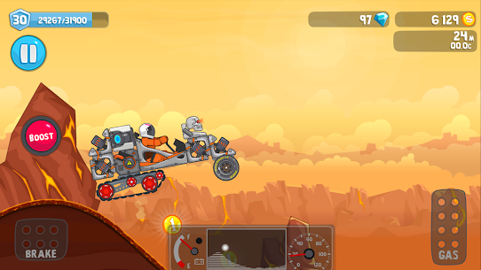 Rovercraft: Race Your Space Car Apk Download For Android 3