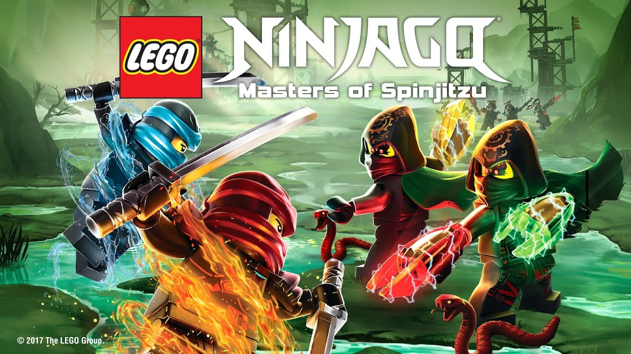 LEGO Ninjago: Masters of Spinjitzu - Movies & TV on Google ...