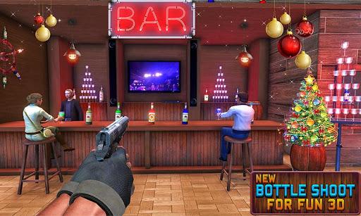 New Bottle Shoot For Fun 3D 1.0.1 screenshots 1