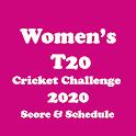 Women's T20 Cricket Challenge 2020 –Score&Schedule icon