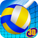 Girls Beach Volleyball Team icon