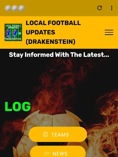 LOCAL FOOTBALL UPDATES (Drakenstein) screenshot 3