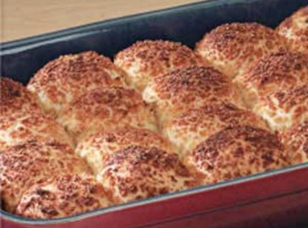 French Onion Pan Rolls Recipe