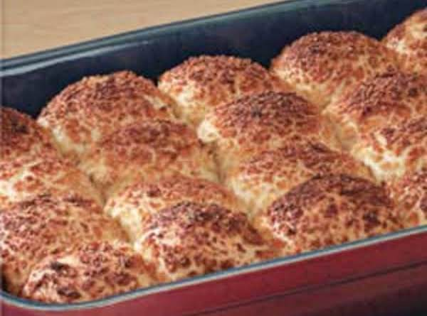 French Onion Pan Rolls Recipe