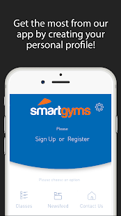 Smart Gyms- screenshot thumbnail