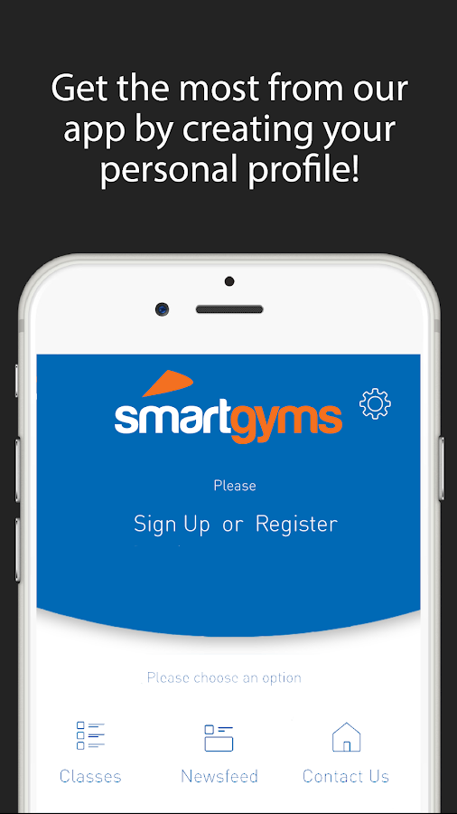 Smart Gyms- screenshot