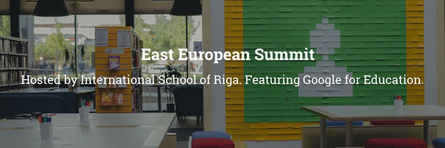 AppsEvents East European Summit featuring Google for Education