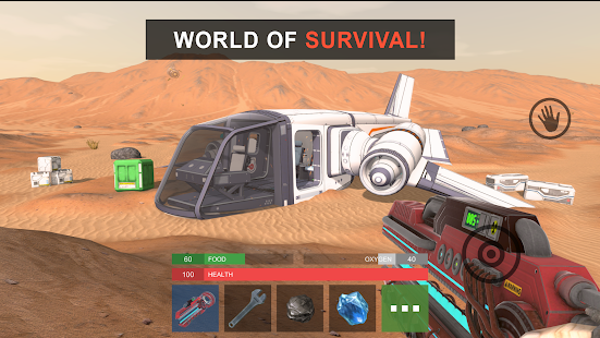 Marsus Survival on Mars v1.5 APK Data Obb Full