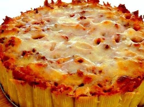 Pasta Pie Recipe
