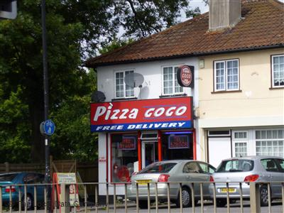 Pizza Go Go On Bath Road Pizza Takeaway In Slough Sl1 3sr