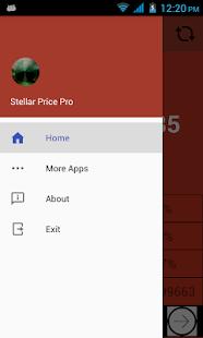Stellar Price Pro - náhled