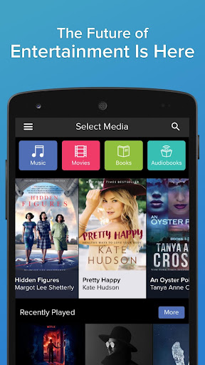 Playster - Audiobooks, Books & Music download offline 1