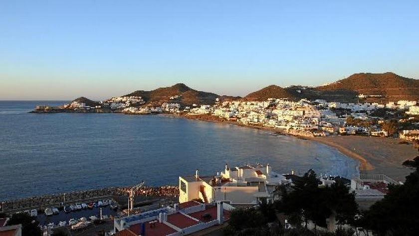 Cabo de Gata sigue siendo destino turístico este otoño.