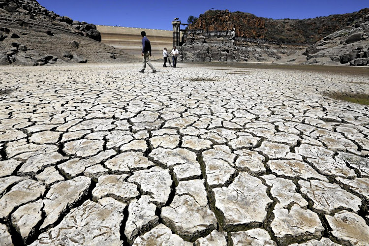 The Gamka Dam in Beaufort West is bone dry. The South African Human Rights Commission says that it can confirm that the City of Cape Town does indeed have a water plan.