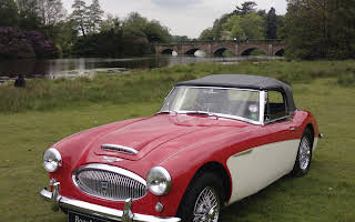 Austin Healey 300 Bj7 Rent North West