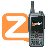 Zello Walkie Talkie PTT Phone