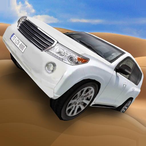 4x4 Truck Racing Game in Dubai