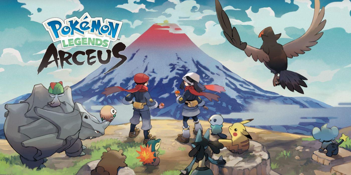 Legends Arceus