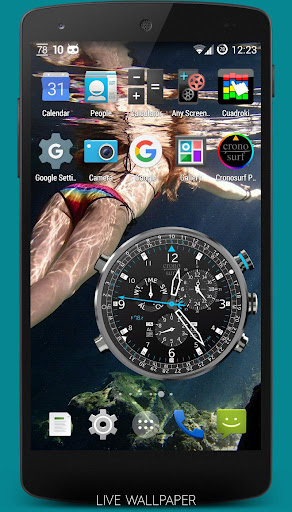 Cronosurf Wave Pro watch screenshot 7