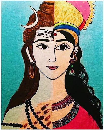 Lord Shiva Parvati Wallpapers screenshots 2