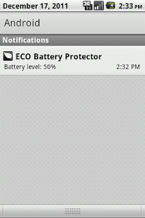 ECO Battery Protector Screenshot