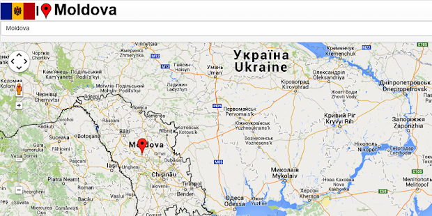 Moldova Map Android Apps On Google Play - Kremenchuk map