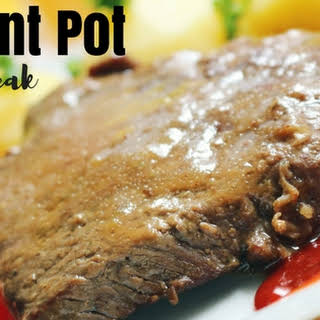 Instant Pot Chuck Steak.