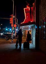 "Photo: ""Neon shines through smokey eyes tonight.""  #Austin #Drinkandclick #Drinkandclickatx"