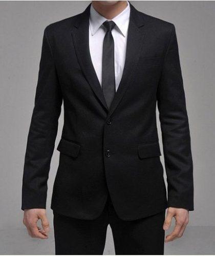 Trajes de caballeros elegantes