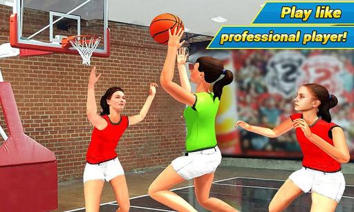 High School Girl Virtual Sports Day Game For Girls 1.4 screenshots 4