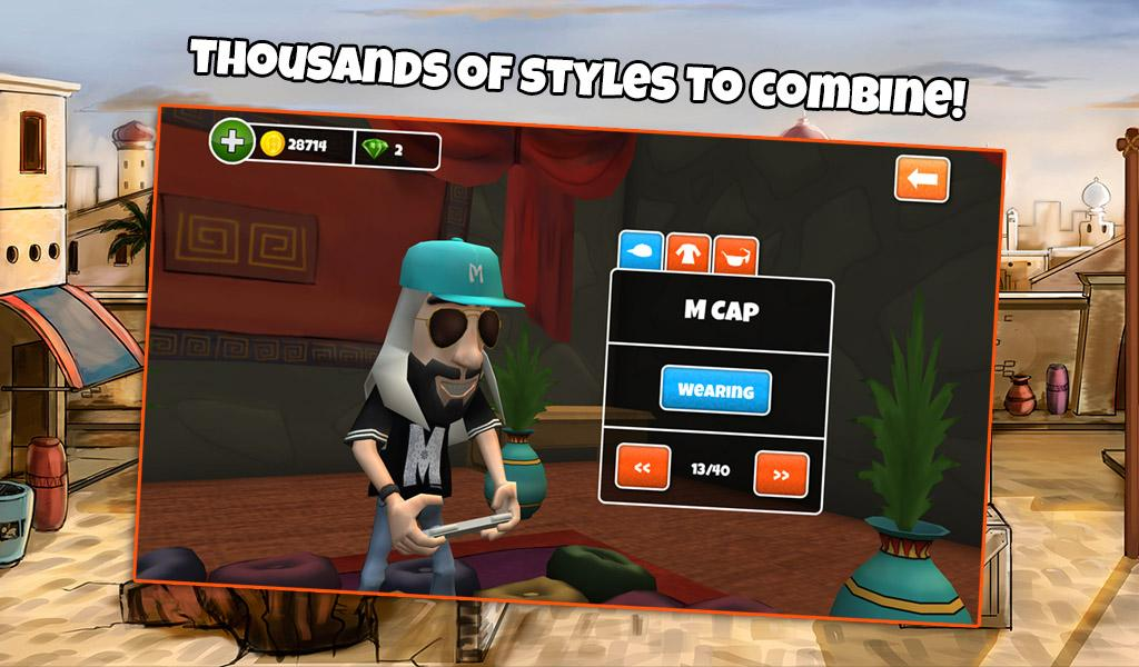 Mussoumano Game- screenshot