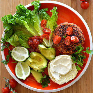 Vegan Red Bean Burgers