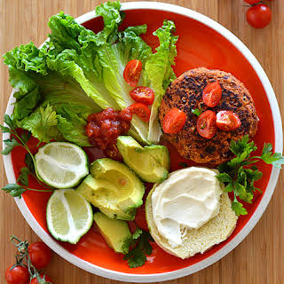 Vegan Red Bean Burgers.