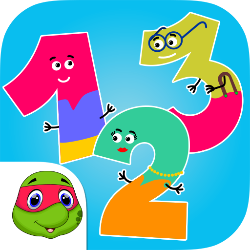 iLearn: Numbers & Counting for Preschoolers file APK for Gaming PC/PS3/PS4 Smart TV
