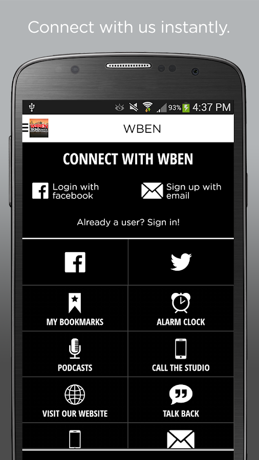 WBEN – News Radio 930am- screenshot
